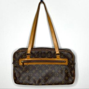 Louis Vuitton Cite GM purse